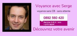 Le Voyant Serge